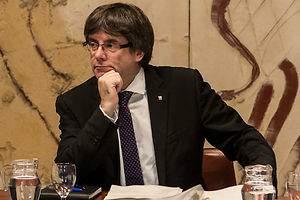 Puigdemont estudia ir al Senado