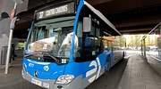 El transporte público, el reto de Madrid para luchar contra las emisiones