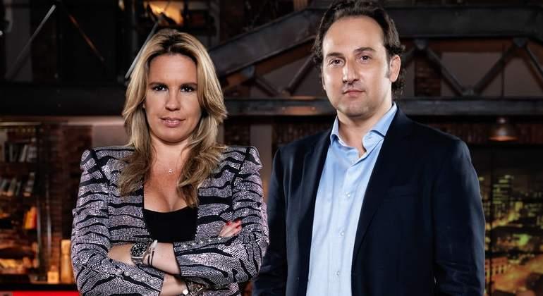 Íker Jiménez y Carmen Porter alunizan en la cara oculta de ...
