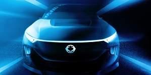 SsangYong e-SIV concept: el SUV  eléctrico con 450 km de autonomía