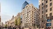 Teatro Gran Vía 30, el residencial de lujo que se instala en el centro de Madrid