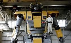 Mononofu, el gigantesco robot nipón