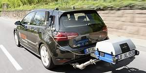 Bosch presenta un motor diésel que emite nueve veces menos NOx que el límite para 2020