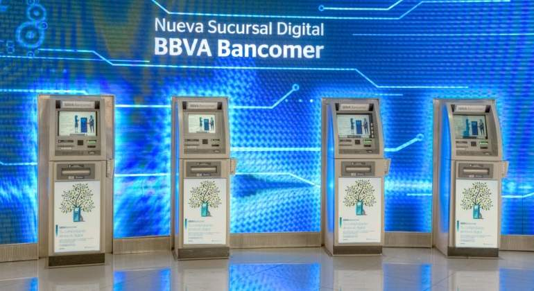 Bbva culminar la remodelaci n de todas las oficinas en for Bbva oficines barcelona