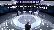 Rivera y Casado hacen frente común en el primer debate contra un Sánchez que no ha contado con la ayuda de Iglesias