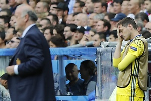 Indignación por el tuit de Casillas