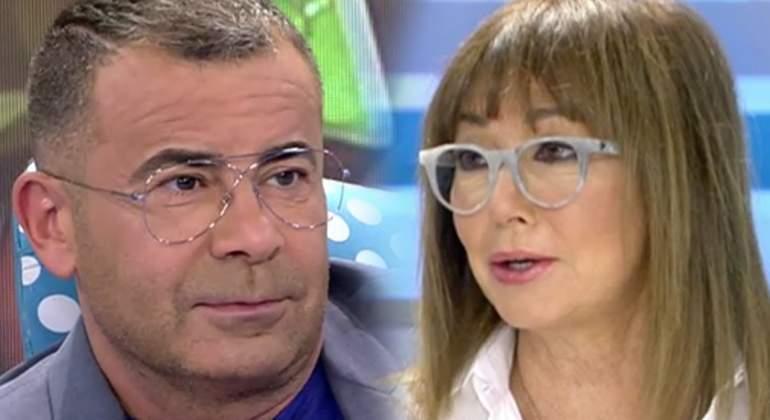 """""""Es de las que mejor pagan"""": Jorge Javier pide a Telecinco ser colaborador de Ana Rosa Quintana"""