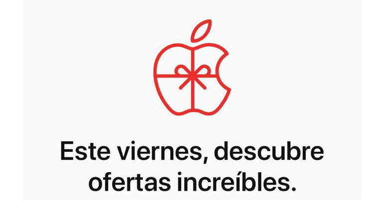 Apple se apunta al Black Friday y al Cyber Monday con cuatro días de  ofertas - elEconomista.es