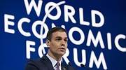 Sánchez presenta la coalición en Davos prometiendo rigor fiscal y justicia social