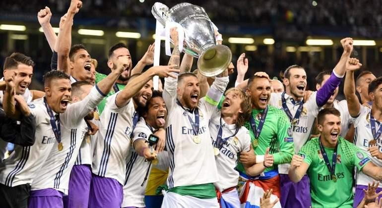 La Champions League cumple 25 años con el Real Madrid dominando sus ... cf0407365d862