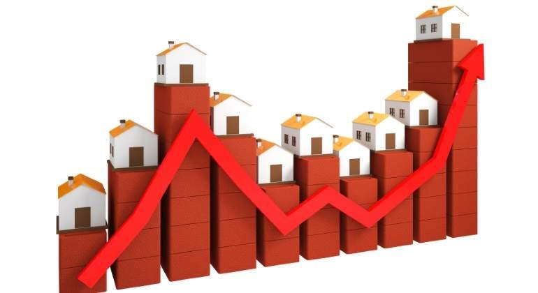 El precio de la vivienda libre subió un 6,8% en el segundo trimestre