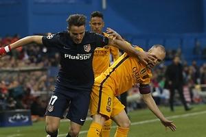 El Barcelona deja escapar a Saúl Ñíguez