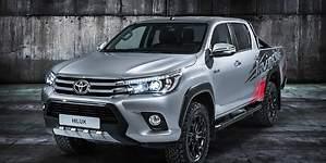 Toyota Hilux Invincible 50: un homenaje a medio siglo de vida