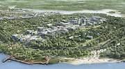 Así es Aguaduna, la ciudad del futuro que está levantado una empresa catalana en Brasil