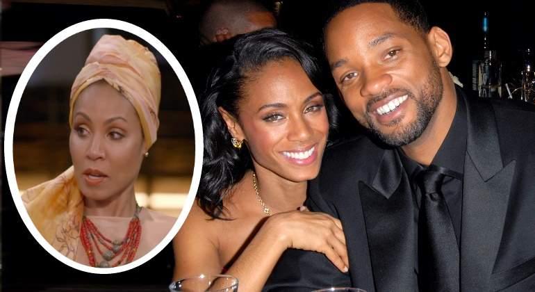 Resultado de imagen de will Smith y su mujer con turbante