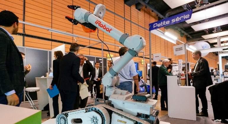 El fabricante de la Roomba trabaja en un robot con brazos para fregar los platos