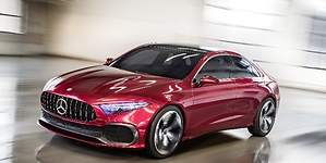 Las novedades de Mercedes para el Salón de Pekín: el Clase A Sedán y un SUV de lujo total