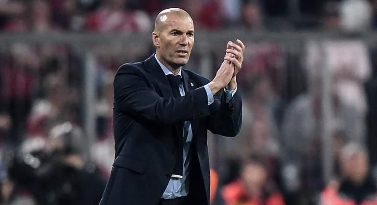 Las cuatro supersticiones ocultas de Zidane que ayudaron al Real Madrid a ganar al Bayen de Múnich