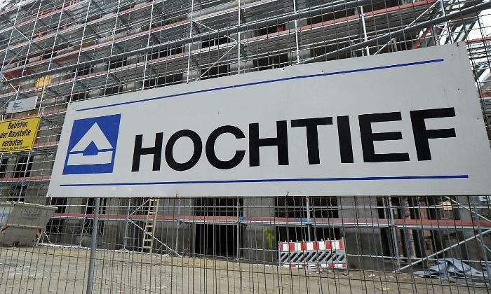Hochtief (ACS) ampliará una autopista de Texas por 146 millones
