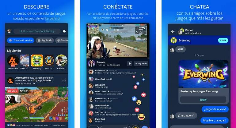 Facebook Gaming ya está disponible para el Perú