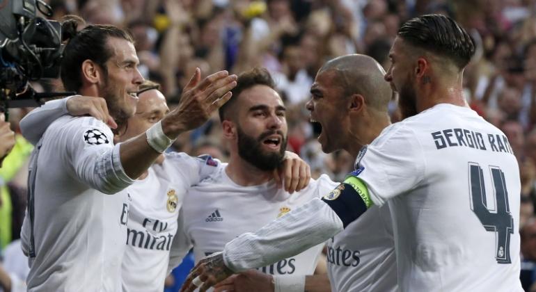 0ab3c0a31b5fe El handicap de Gareth Bale en sus tres temporadas como jugador del Real  Madrid