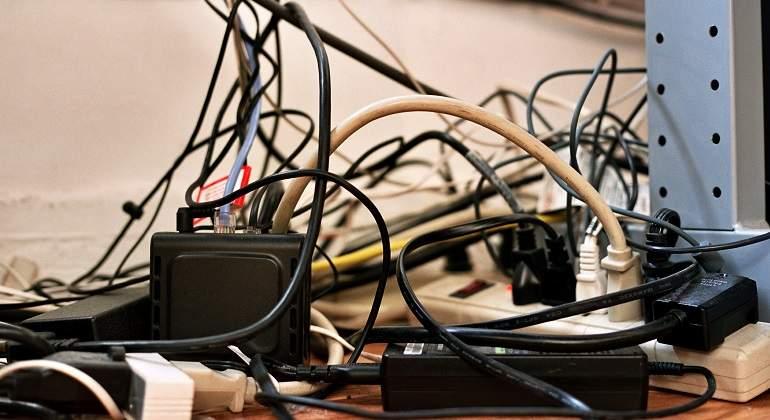 Cómo evitar que los cables se te queden siempre enredados? - EcoDiario.es