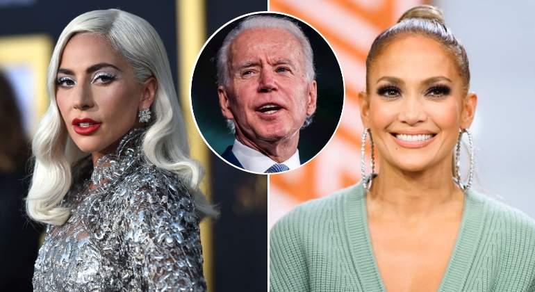 La investidura de Joe Biden: Lady Gaga cantará el himno y JLo la  revolucionará con su espectáculo - Informalia.es