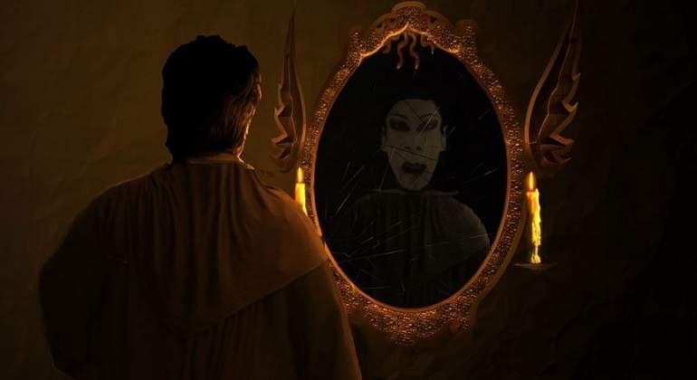 Representacion-de-un-espejo-magico