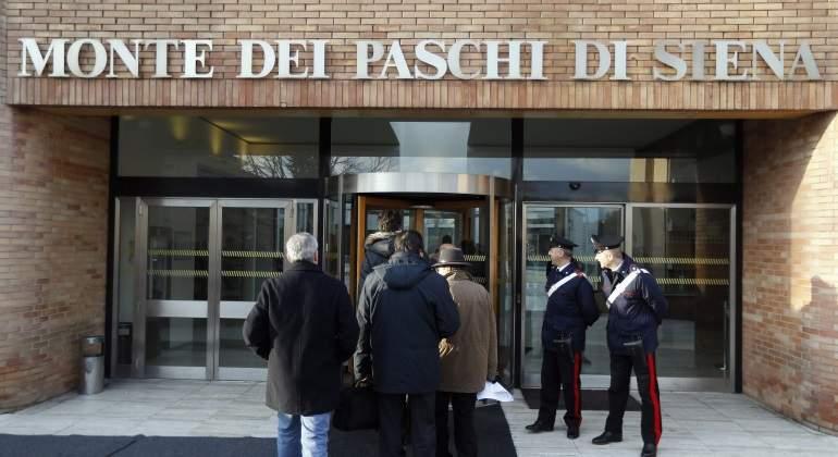Resultado de imagen para El rescate del Monte dei Paschi tensiona (aún más) la Unión Europea