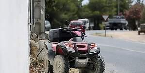 Archivan la causa contra la mujer implicada en el accidente de Ángel Nieto