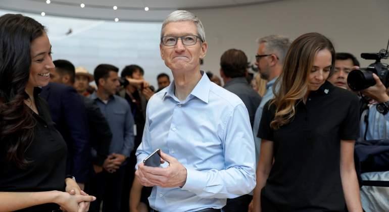 Presentan el nuevo Apple Watch
