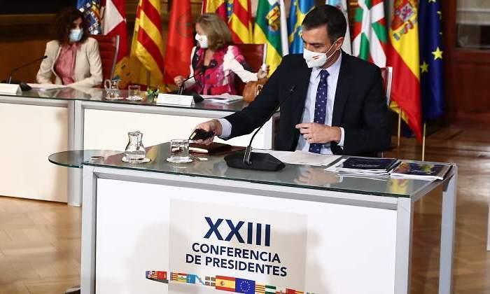 Desacuerdo unánime con la Conferencia de Presidentes