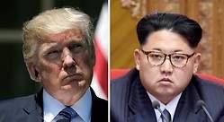Trump y Kim, del hombre cohete a el perro ladrando
