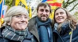 El exconseller Comín descarta regresar a Cataluña
