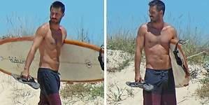 Hugo Silva: el surfero soltero de Tarifa