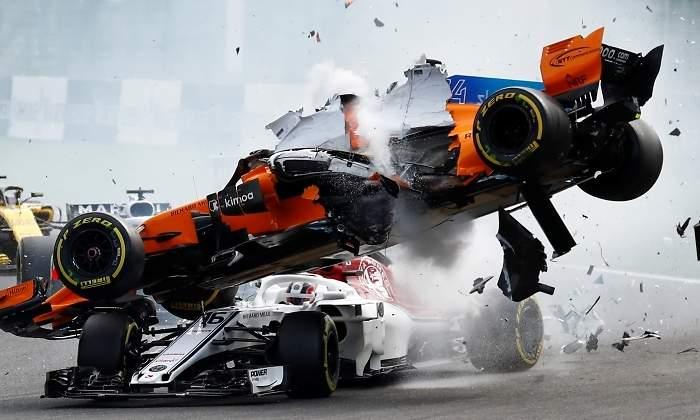 Circuito Fernando Alonso Accidente : Accidente brutal de fernando alonso en el circuito de indianápolis