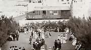 Fiesta en el British Club de Las Palmas de Gran Canaria en 1890 captada por Charles Nanson