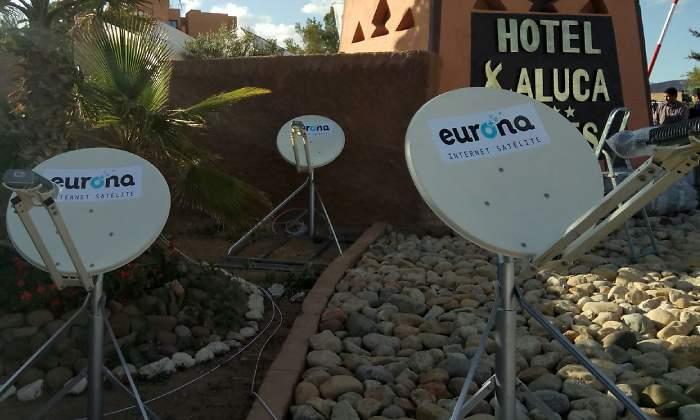 Resultado de imagen de eurona y marruecos mohamed vi