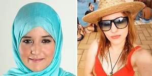 Destape de Shaima (GH15): cambia el velo por el bañador