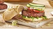 Lidl lanza una hamburguesa hecha de vegetales para competir con Beyond Meat