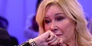 Mila Ximénez llora la muerte de Rafael, el amor de su vida