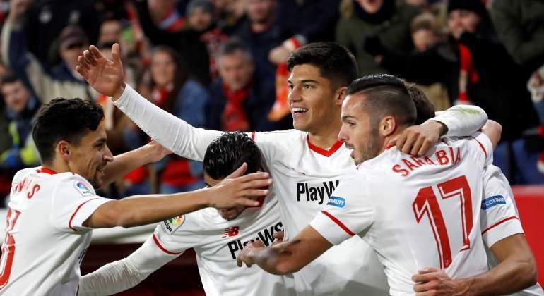 En directo: Sevilla - Manchester United