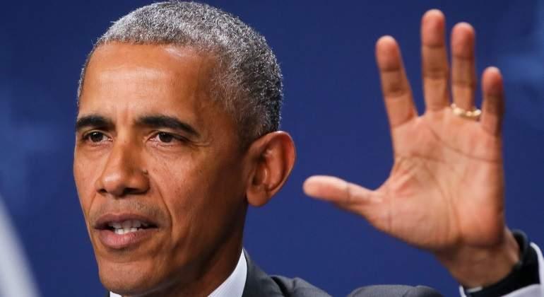 Obama define a EEUU como un país lleno de coraje y optimismo