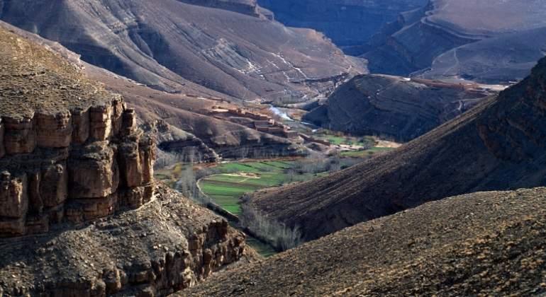 Valle del Dades.