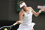 Batacazo de Garbiñe en Wimbledon