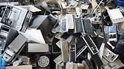 Residuos de aparatos electrnicos para su reciclado