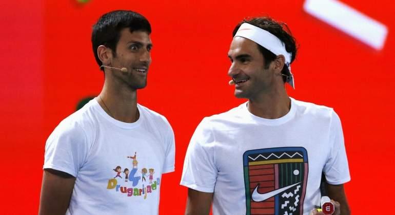 Roger Federer y Novak Djokovic se desmarcan de la nueva Copa Davis que organiza Gerard Piqué