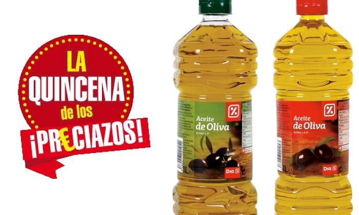 82d3817b21e Agricultura investiga si Dia adultera su aceite de oliva con otros ...