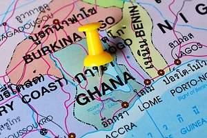 El gran boom petrolero de Ghana