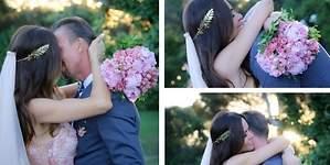 Romina Belluscio y Guti se casan por sorpresa